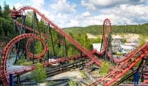 Norway's Roller Coasters